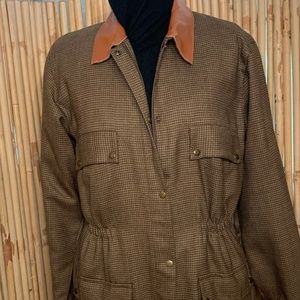 Austin Reed Rider Jacket w leather elbow Patch - M